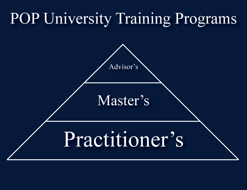 POP-University Training Programs
